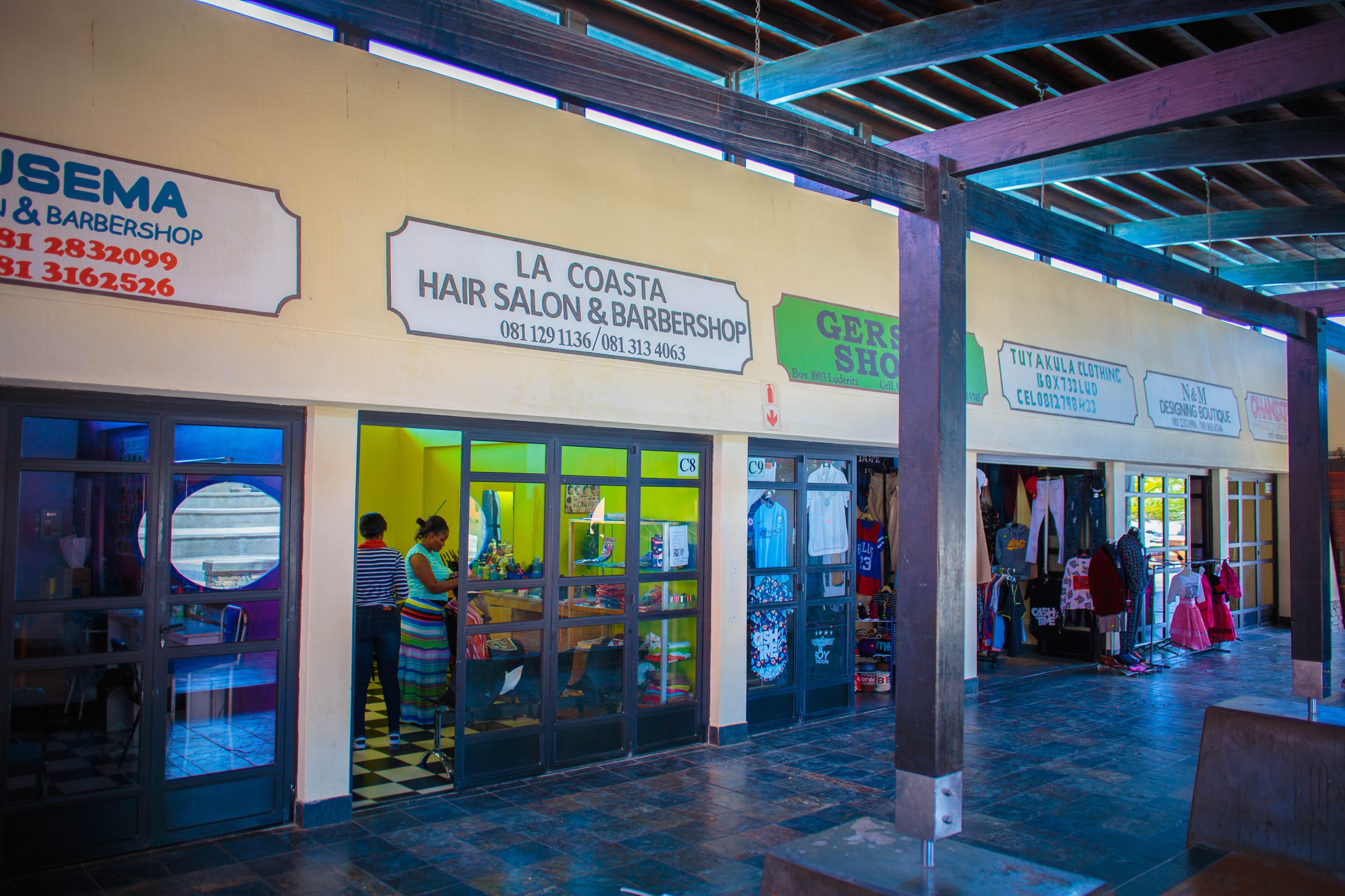 LWDC SME Shops